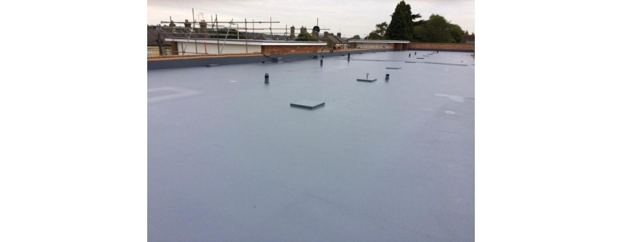 Liquid Coating Experts Ultraflex Liquid Roofing